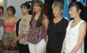 JURARON LAS NUEVAS CONSEJERAS ESCOLARES