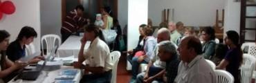 MÁS DE 200 PERSONAS FUERON ATENDIDAS POR  ANSES Y OTROS 100 SE INSCRIBIERON EN  LA TDA