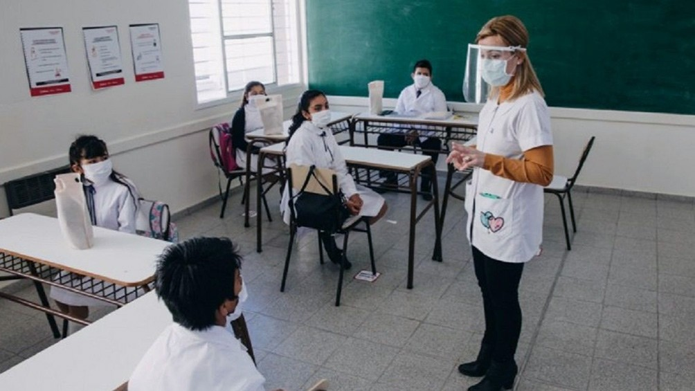 TROTTA ASEGURÓ QUE 17 PROVINCIAS EMPEZARÁN LAS CLASES EN FORMA PRESENCIAL A PARTIR DEL 1 DE MARZO