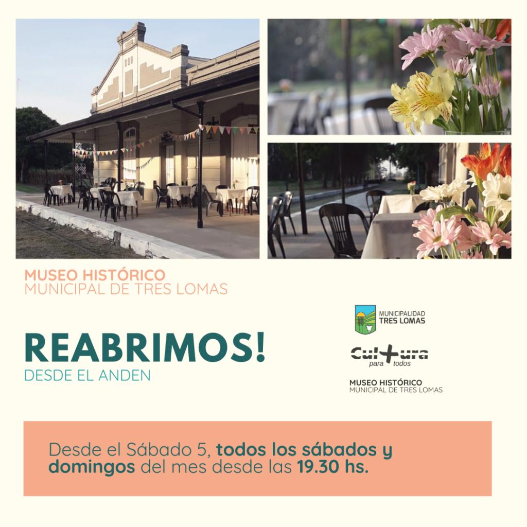REAPERTURA DEL MUSEO HISTÓRICO MUNICIPAL