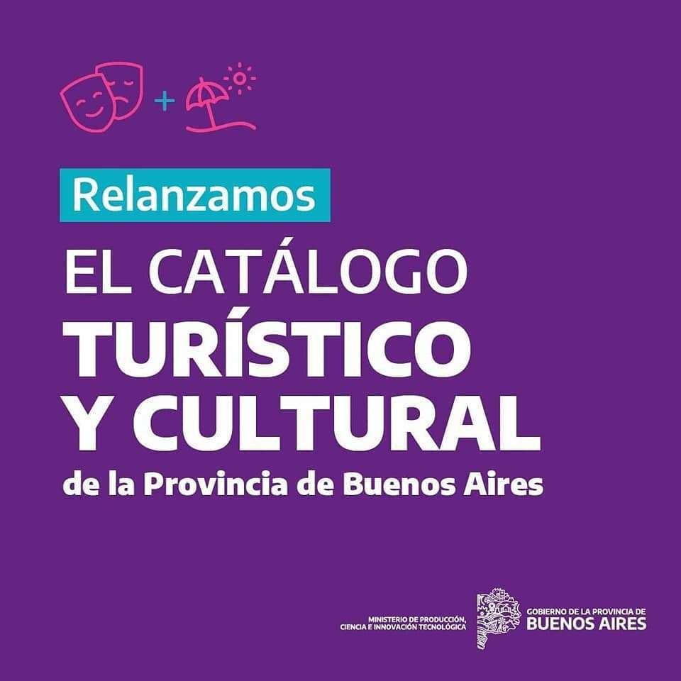 SE RELANZÓ NUEVAMENTE EL CATÁLOGO TURÍSTICO Y CULTURAL
