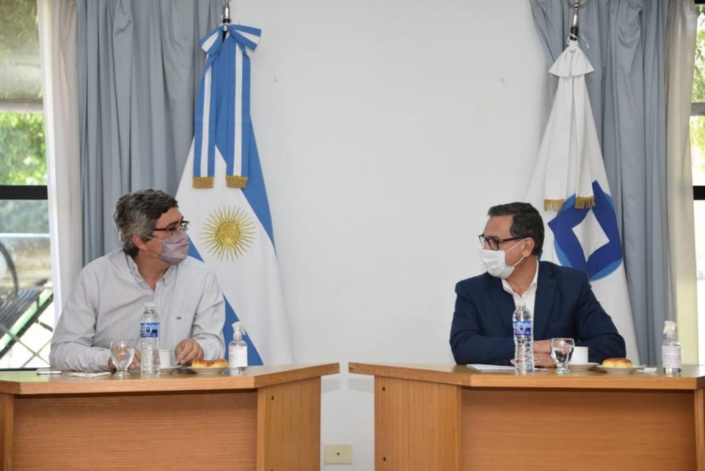 VINCULACIÓN TECNOLÓGICA PARA LA PRODUCCIÓN AGROPECUARIA DE LA PROVINCIA DE BUENOS AIRES