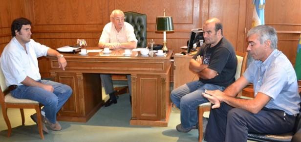 EDGARDO ROCHA ES EL NUEVO PRESIDENTE DE LA CAMARA DE COMERCIO
