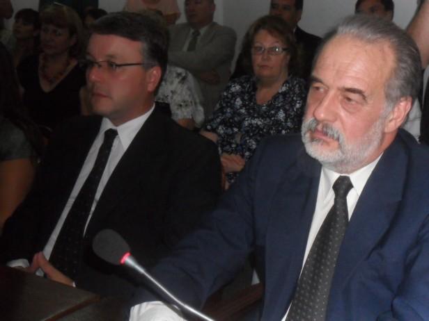 """JORGE GARCIA: """"QUEREMOS HACER UNA OPOSICION CONSTRUCTIVA"""