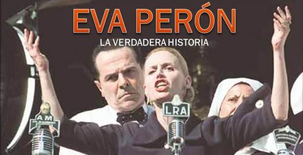 CONMEMORAN EL 60º ANIVERSARIO DE LA MUERTE DE EVA PERON