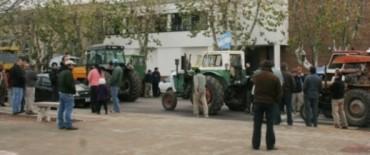 EL BLOQUE DE CONCEJALES DEL PJ-FJV EMITIO UN DURO COMUNICADO CONTRA LA MANIFESTACION DE PRODUCTORES AGROPECUARIOS