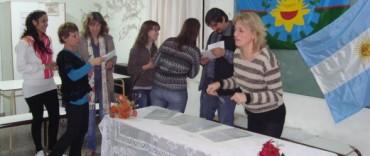 EL CEPT ENTREGO CERTIFICADOS DE VARIOS CURSOS BRINDADOS A LA COMUNIDAD RURAL
