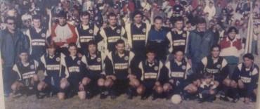 CAMPEONES DEL 2002 DE UNION DEPORTIVA CELEBRAN DIEZ AÑOS DE LA VUELTA OLIMPICA EN CANCHA DE ARGENTINO