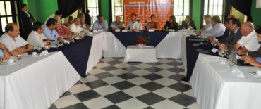ASAMBLEA DE LA MESA AGROPECUARIA PROVINCIAL EN PRINGLES