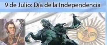 CELEBRAN EL DIA DE LA INDEPENDENCIA