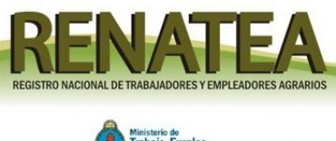 LA MUNICIPALIDAD FIRMO UN CONVENIO CON EL RENATEA