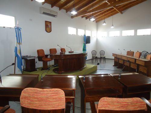 LOS JOVENES PRESENTARON DOS PROYECTOS EN EL CONCEJO DELIBERANTE