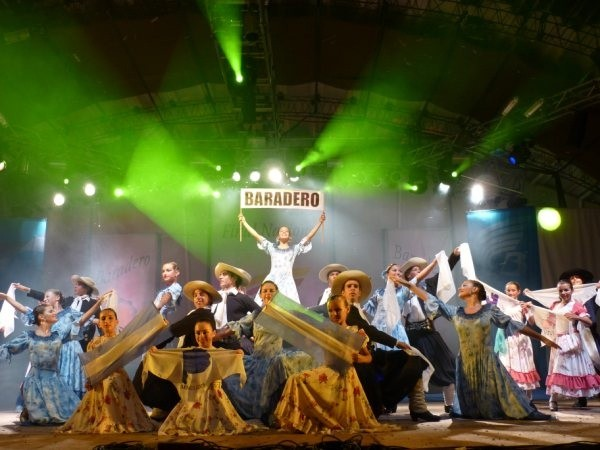 LA ACADEMIA EL FOGON DE LA AMISTAD CIERRA EL AÑO CON UN GRAN FESTIVAL