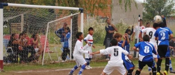 COMIENZA EL BABY FUTBOL PARROQUIAL