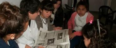 TALLER SOBRE MEDIOS DE COMUNICACION PARA ESTUDIANTES SECUNDARIOS