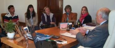 FEITO RECIBIO A LA COMUNIDAD EDUCATIVA DEL INSTITUTO SANTA ROSA DE LIMA