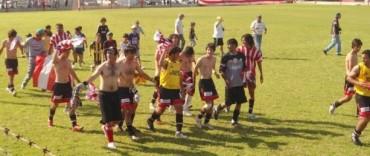 SALAZAR CAMPEON EN TERCERA Y ATLETICO ARGENTINO EN OCTAVA
