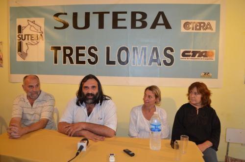 COMIENZAN LAS CLASES - LOS DOCENTES AGUARDAN UNA MEJOR OFERTA