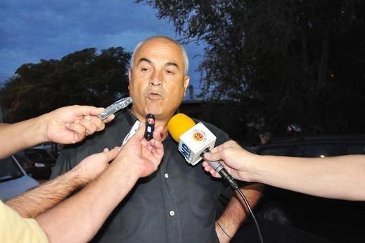 JORGE ZAPATA ENVIO UN EQUIPO DE TRABAJO A GARRE