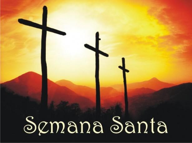 Por el Padre Carlos Arive - SEMANA SANTA