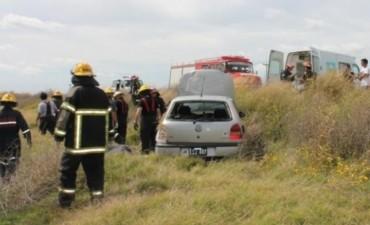 UNA TRESLOMENSE PERDIO LA VIDA EN UN ACCIDENTE AUTOMOVILISTICO