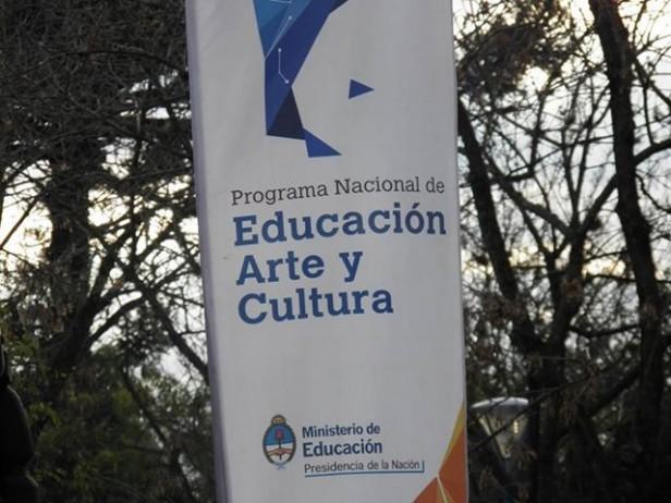 LLEGA EL PROGRAMA NACIONAL DE EDUCACIÓN, ARTE Y CULTURA