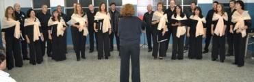 EL CORO 'FUSION' ACTUO EN PEHUAJO