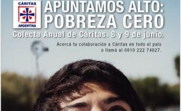 COLECTA ANUAL DE CARITAS - Escribe: Padre Carlos Arive