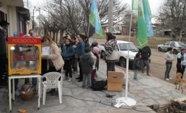 CONTINUARON LAS JORNADAS RECREATIVAS EN LOS BARRIOS