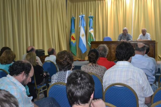 EVALUARON CARRERAS PARA EL CENTRO UNIVERSITARIO REGIONAL