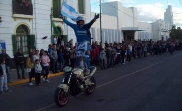 """2º MOTOENCUENTRO – """"EL ACOMPAÑAMIENTO DE LA GENTE ES MUY BUENO"""""""