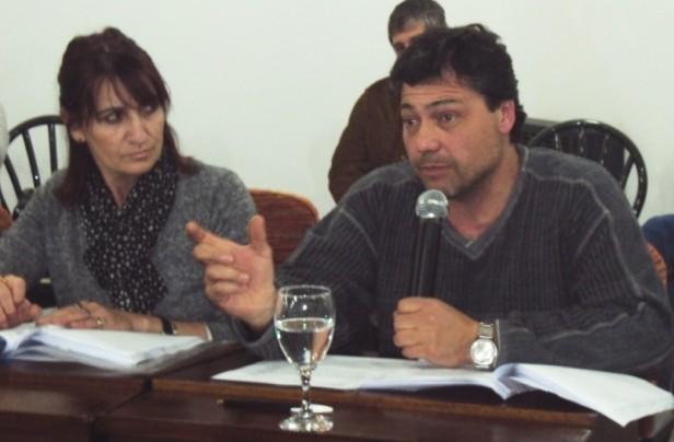 """CARLOS DREESSEN: """"ES UNA CUESTION PURAMENTE LABORAL"""""""